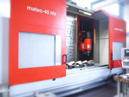 Matec-40 HV