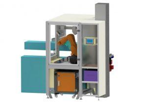 Integrierbare automatisierte Qualitätsprüfung der Montage